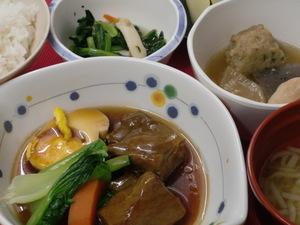 9月14日豚角煮と煮卵.JPG