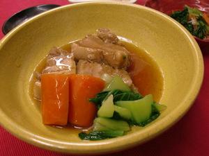 7月23日豚肉のはちみつ煮.JPG