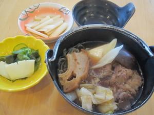 10月15日牛肉豆腐.JPG