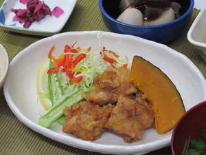 10月5日鶏から揚げ.JPG