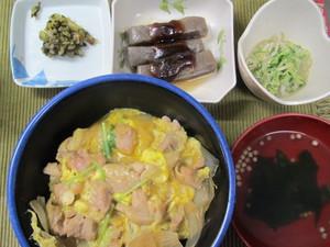 4月18日親子丼.JPG