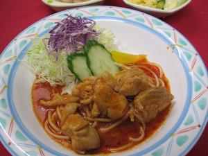 5月17日鶏トマトソース煮.JPG