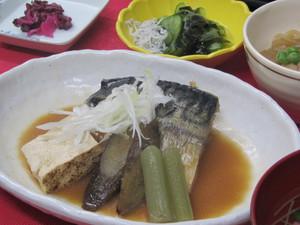 5月26日鯖と野菜の味噌煮.JPG