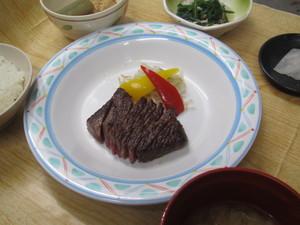 9月22日ガーリック牛ステーキ.JPG