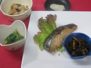 9月4日鰆の柚庵焼き.JPG