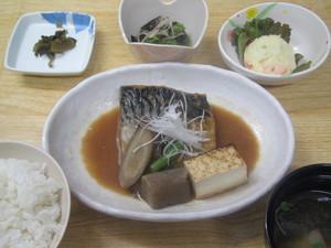 9月15日鯖と野菜の味噌煮.JPG