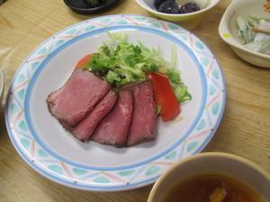 9月18日ローストビーフ.JPG