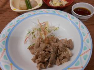 5月19日牛肉のしゃぶしゃぶ.JPG