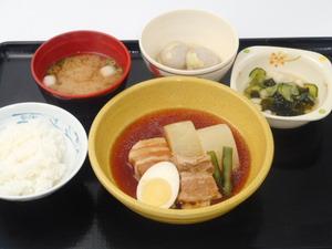 12月13日 豚バラ肉の柔らか煮込み.JPG