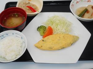 12月15日 しらすと小松菜の和風オムレツ.JPG