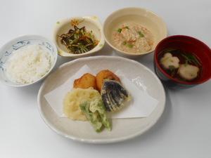 12月18日 京都施設人気メニュー豆腐のふわふえあ揚げ.JPG