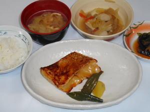 12月3日 甘鯛の柚香焼き.JPG