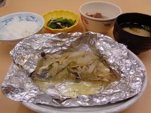 4月19日 すずきの香草ホイル焼き.JPG