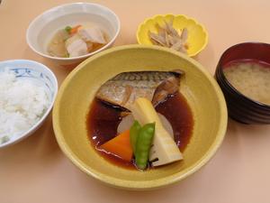4月27日 鯖と野菜の生姜煮.JPG