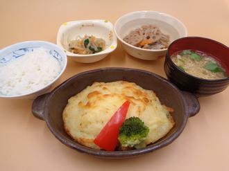 4月29日 海鮮ポテトチーズ焼き.JPG