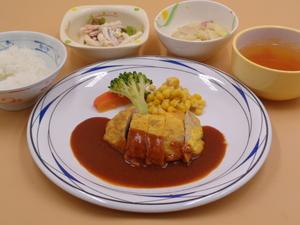 7月21日 豚ヒレ肉のピカタ.JPG