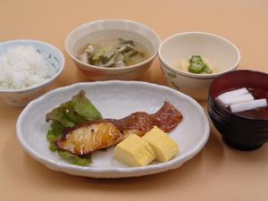 7月28日 真鯛の山椒焼き.JPG