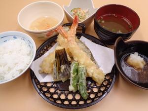 7.10 海老と鮎の天ぷら.JPG